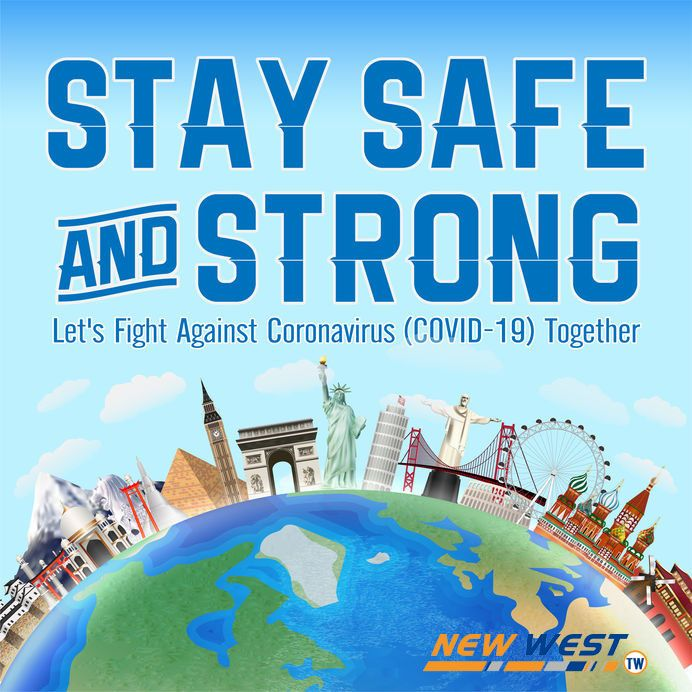 Let's Fight Against Coronavirus (COVID-19) Together